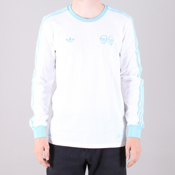 Adidas Skateboarding - Adidas x Krooked L/S T-Shirt