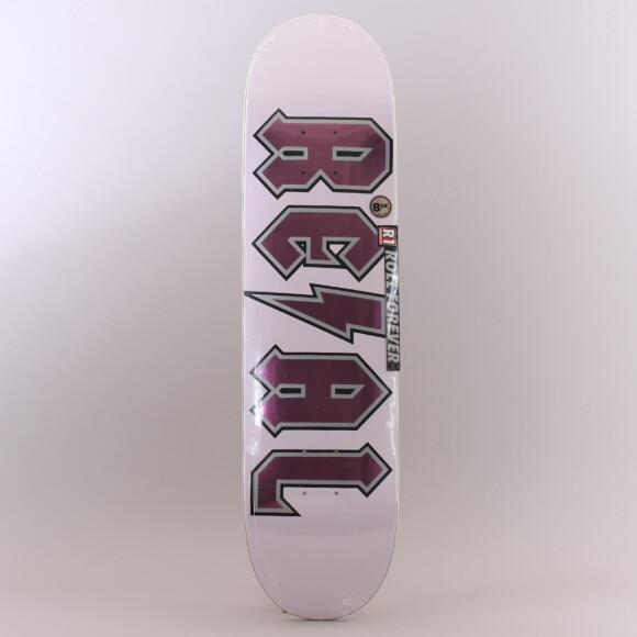 Real - Real Deeds Elite Pink Skateboard