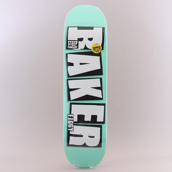 Baker - Baker JF Brand Name Teal Skateboard