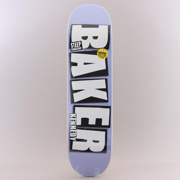 Baker - Baker TK Brand Name Purple Skateboard