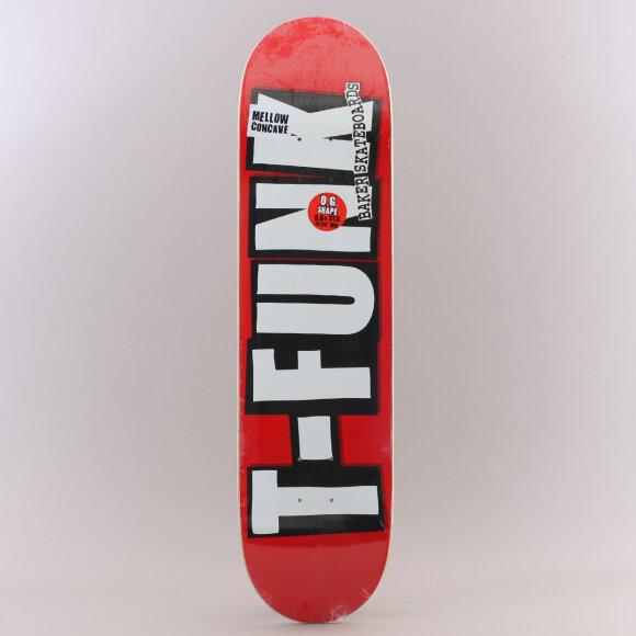 Baker - Baker TF Funk Logo Skateboard