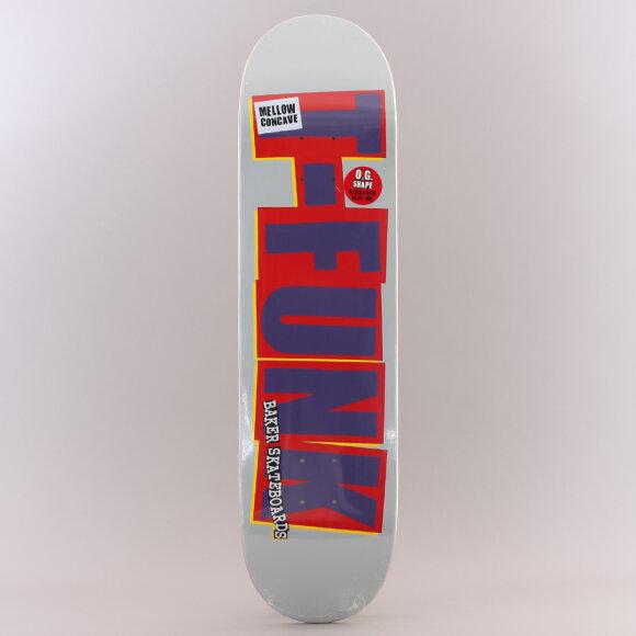 Baker - Baker TF Name Logo Skateboard