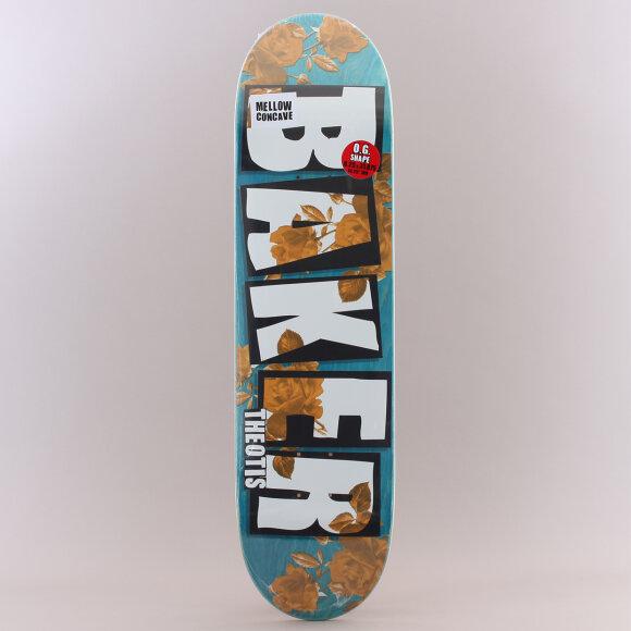 Baker - Baker TB Brand Name Rose Gold Skateboard