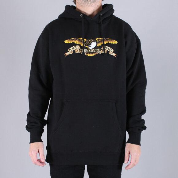 Antihero - Anti Hero Hood Eagle Sweatshirt