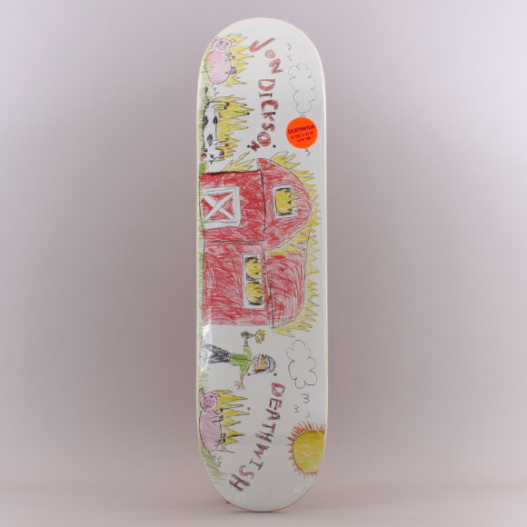 Deathwish - Deathwish Jon Dickson Kindergarden Skateboard