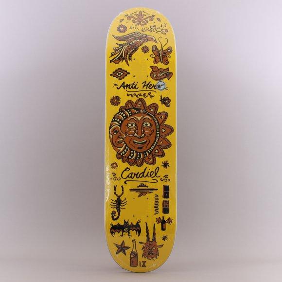 Antihero - Anti Hero Cardiel Viva Skateboard