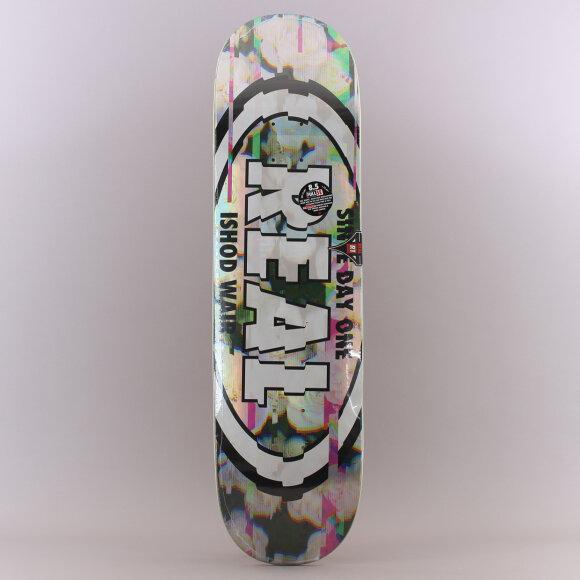 Real - Real Ishod Glitch Oval Skateboard