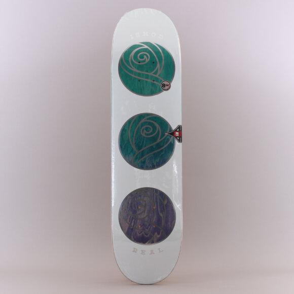 Real - Real Ishod Wild Roses Skateboard