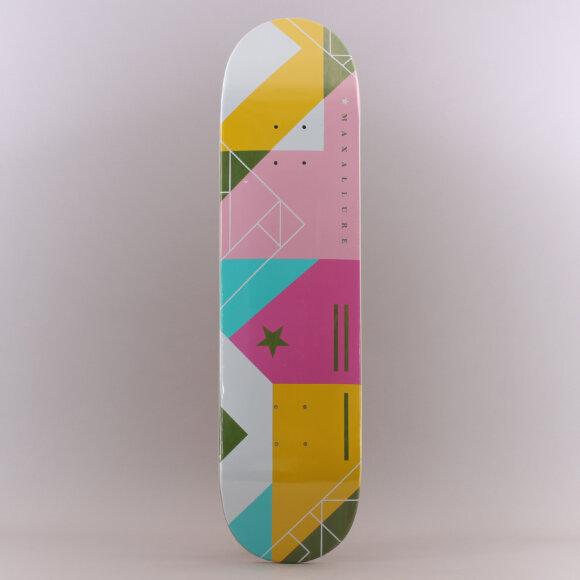 Maxallure - Maxallure Dimensions Green Skateboard