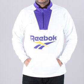 Reebok Classic - Reebok CL v 1/4 Zip Sweatshirt