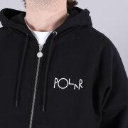 Polar - Polar Stroke Logo Zip Hoodie