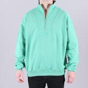 Polar - Polar zip Neck Sweatshirt