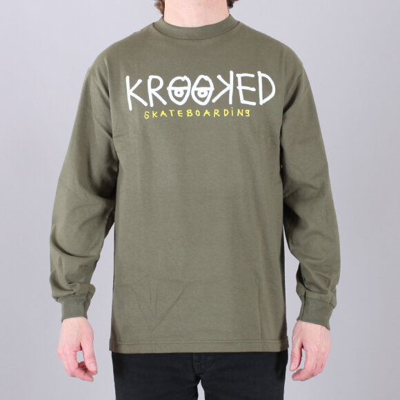 Krooked - Krooked Eyes T-Shirt