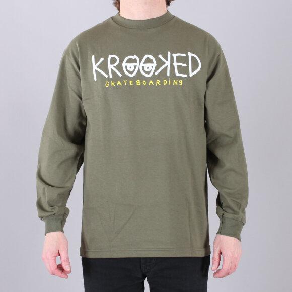 Krooked - Krooked Eyes T-Shirt