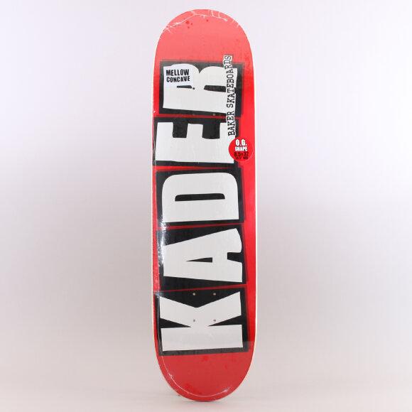 Baker - Baker Kader Logo Skateboard