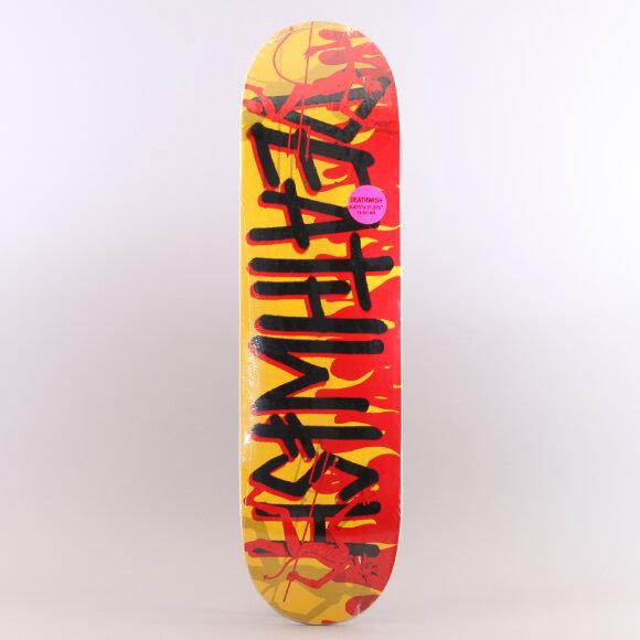 Deathwish - Deathwish Deathspray Dancin Devil Skateboard