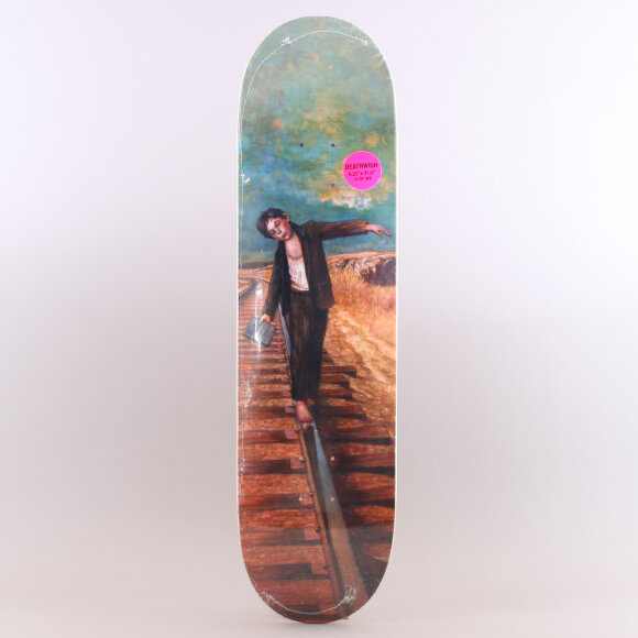 Deathwish - Deathwish On The Track Skateboard