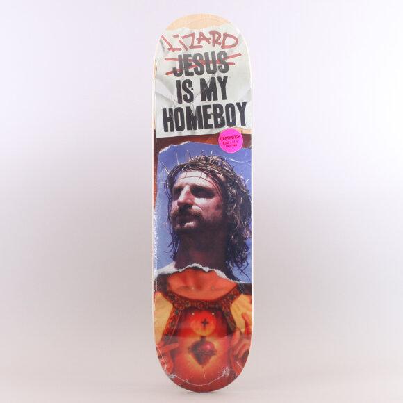 Deathwish - Deathwish Lizard Is My Homeboy Skateboard