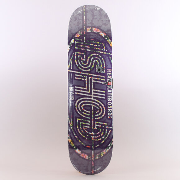 Real - Real Ishod Perennial Oval Skateboard