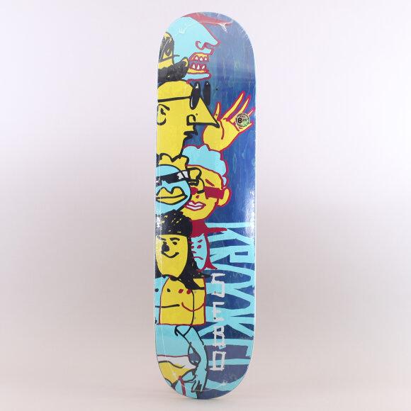 Krooked - Krooked Sebo Dewds Skateboard