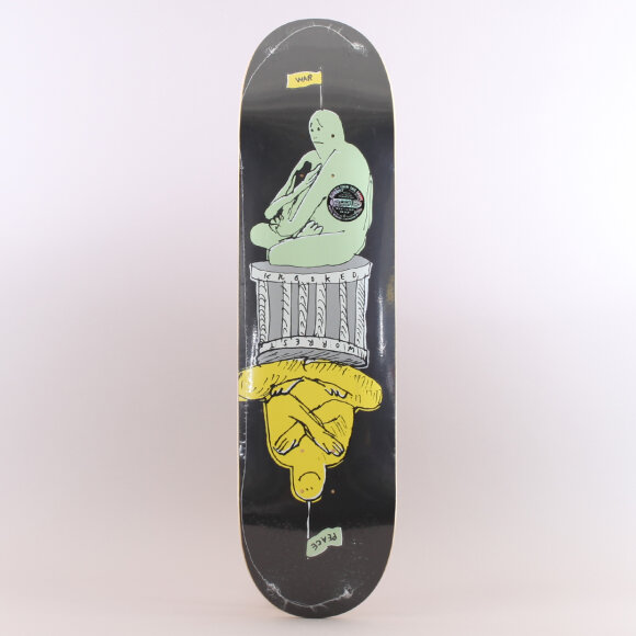 Krooked - Krooked Worrest Slick Skateboard