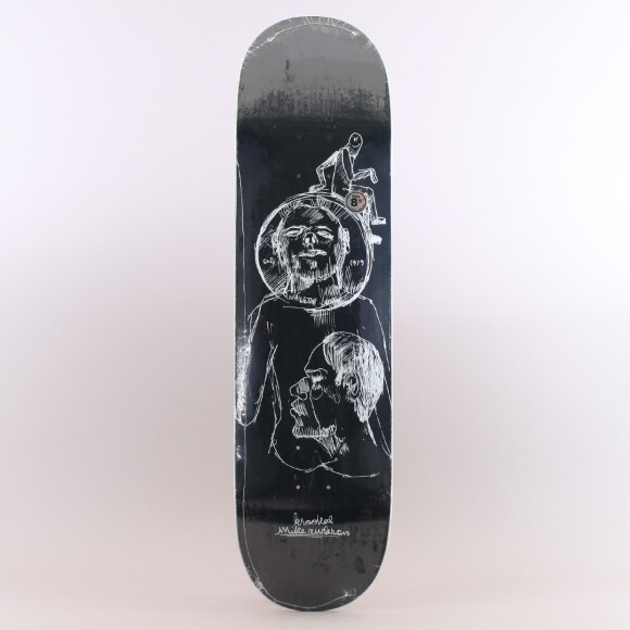 Krooked - Krooked Anderson Coin Skateboard