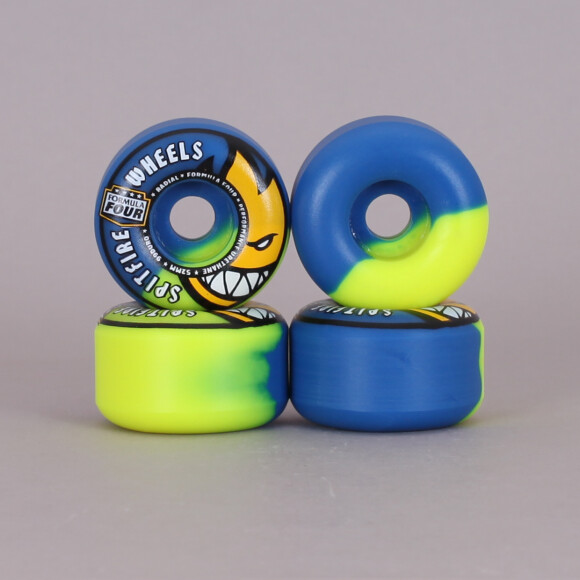 Spitfire - Spitfire Formula Four Radial Swirl 99Duro Skateboard hjul