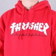 Thrasher - Thrasher Godzilla Hood Sweatshirt