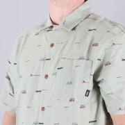 Vans - Vans Yusuke Loggin Shirt