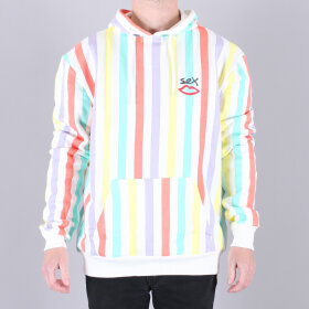 Sex Skateboards - Sex Slater Hood Pastel Stripe