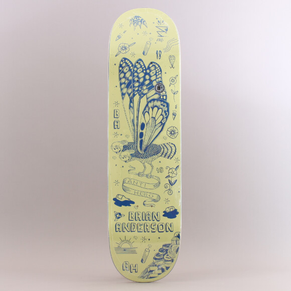 Antihero - Anti Hero Brian Anderson Skateboard