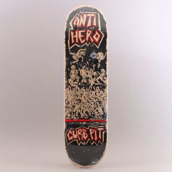 Antihero - Anti Hero Curb Pit II Skateboard