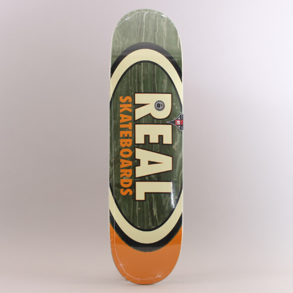 Real - Real Dual Oval Skateboard