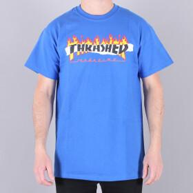 Thrasher - Thrasher Ripped Tee Shirt