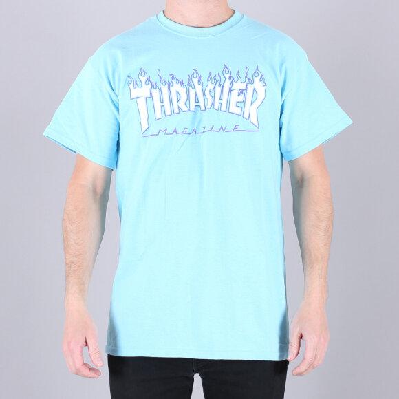 Thrasher - Thrasher Flame Tee Shirt