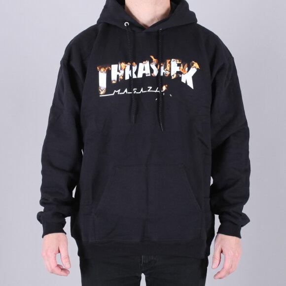 Thrasher - Thrasher Intro Burner Hoodie Sweatshirt