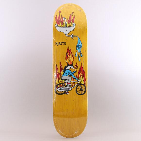 Polar - Polar Hjalte Fire Ride Skateboard