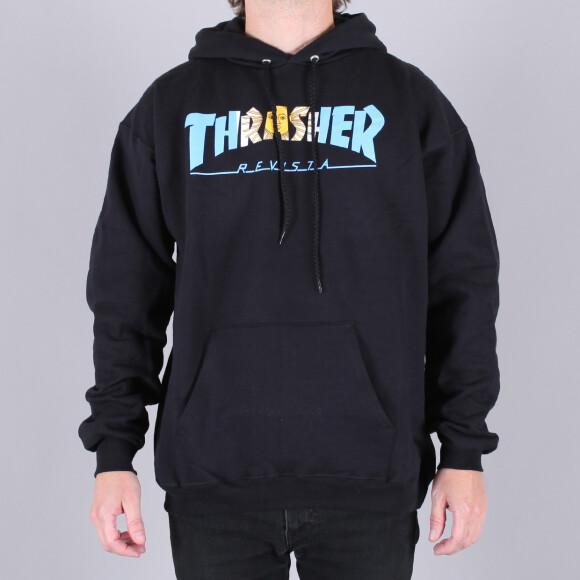 Thrasher - Thrasher Argentina Hood Sweatshirt