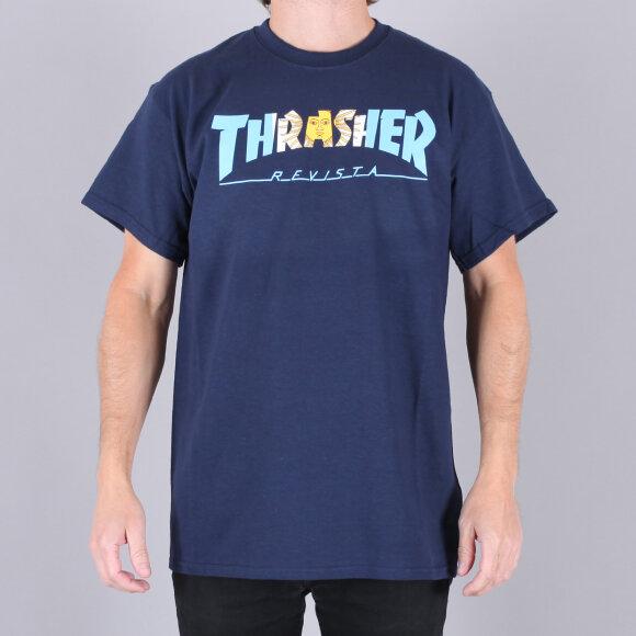 Thrasher - Thrasher Argentina Tee Shirt