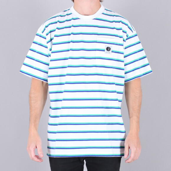 Polar - Polar Stripe Pocket Tee
