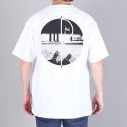 Polar - Polar Happy Sad Logo Tee Shirt