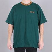 Polar - Polar Striped Rib Tee Shirt