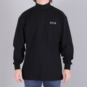 Polar - Polar Script Turtleneck Tee Shirt