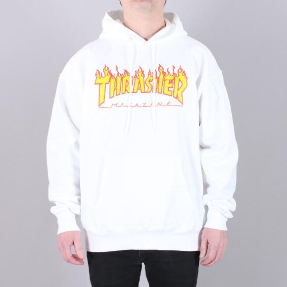 Thrasher - Thrasher Flame Hood