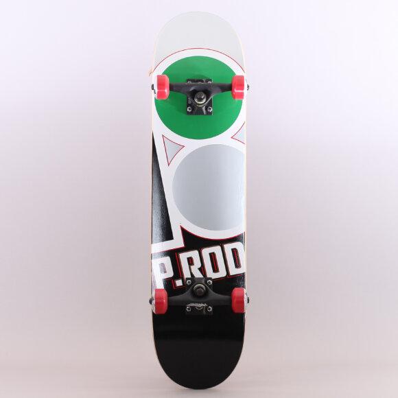 Plan B - Plan B Rodriguez Massive Komplet Skateboard