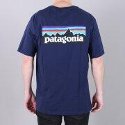 Patagonia - Patagonia Logo Organic T-Shirt