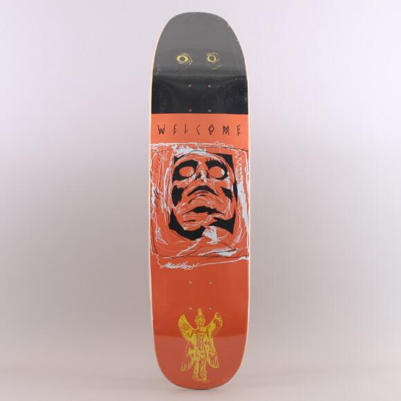 Welcome Skateboards - Welcome Pazuzu Moon Trimmer Skateboard