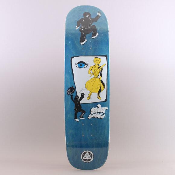 Welcome Skateboards - Welcome Jordan Sanchez Skateboard