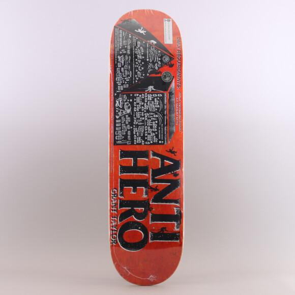 Antihero - Anti Hero Taylor Daily Requir Skateboard