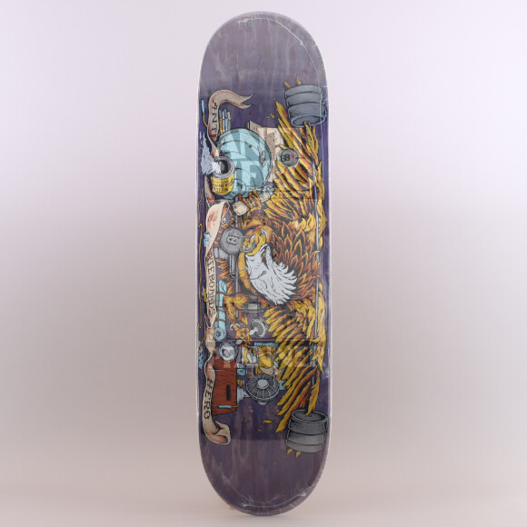 Antihero - Anti Hero Pumping Feathers Skateboard